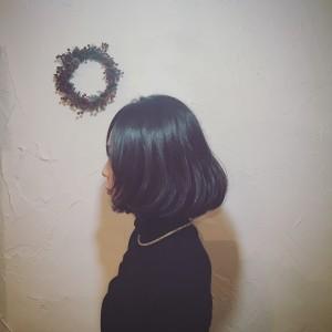 濵田さんヘアスタイル